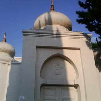 Photo of Vedanta Temple in Hollywood Hills, Los Angeles