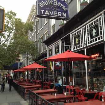 Photo of White Horse Tavern in West Village, New York
