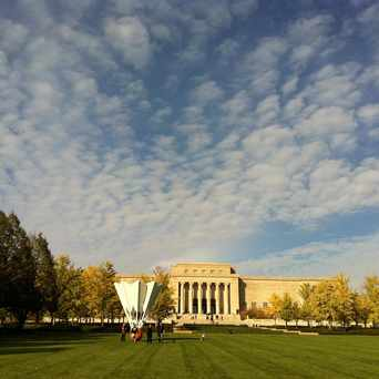 Photo of Nelson-Atkins Museum of Art in Kansas City