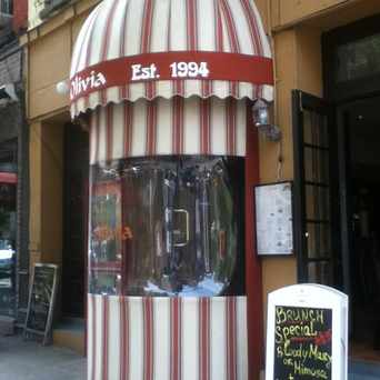 Photo of Olivia Italian Restaurant in Upper East Side, New York