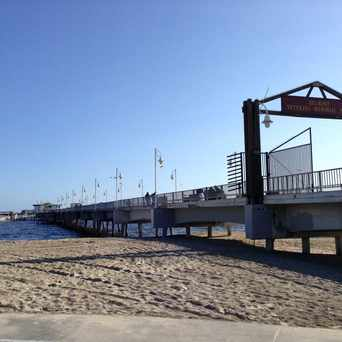 Photo of Belmont Pier in Belmont Shore, Long Beach