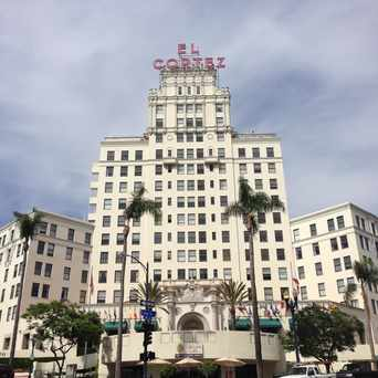 Photo of EL Cortez Hotel in San Diego