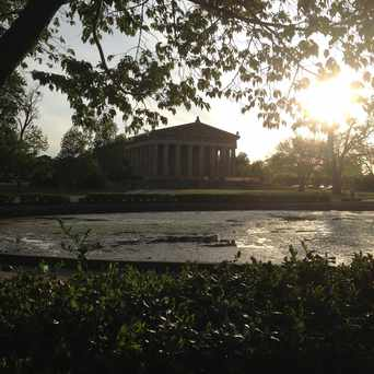 Photo of Centennial Park in Nashville-Davidson