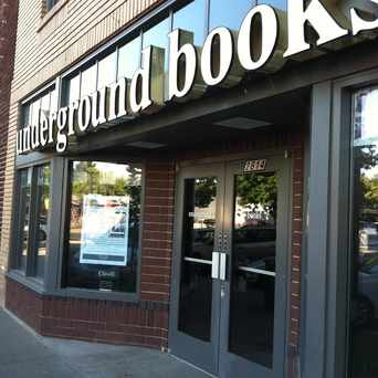 Photo of Underground Books in North Oak Park, Sacramento