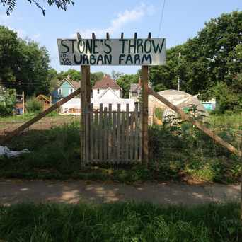 Photo of Stone's Throw Urban Farm in Midtown Phillips, Minneapolis