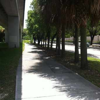 Photo of Wide Sidewalks in North/East Coconut Grove, Miami