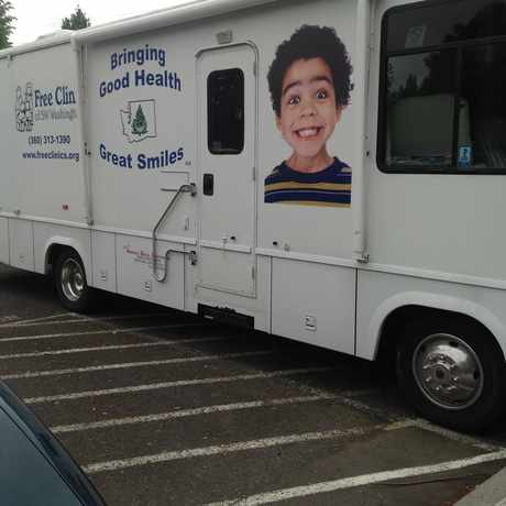 Photo of Mobile Free Clinic in Bagley Downs, Vancouver