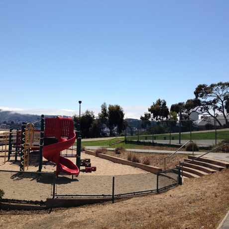 Photo of Adam Rodgers Park in Bayview, San Francisco