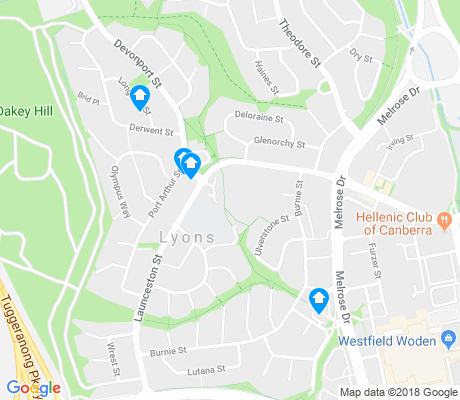 Lyons Canberra Apartments for Rent and Rentals - Walk Score