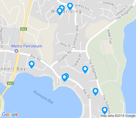 map of Bolton Point apartments for rent