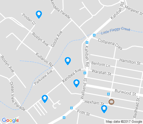 map of Kahibah apartments for rent
