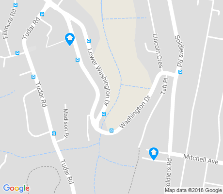 map of Bonnet Bay apartments for rent
