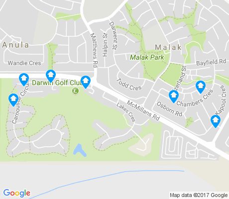 map of Eaton apartments for rent
