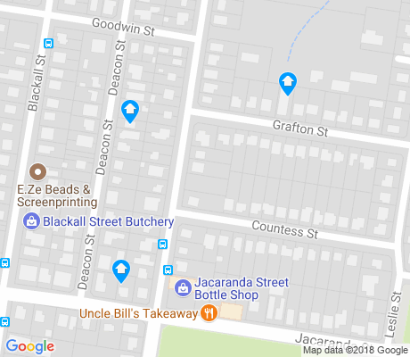 map of Basin Pocket apartments for rent