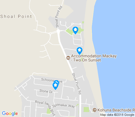 map of Shoal Point apartments for rent
