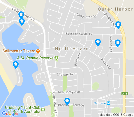 map of North Haven apartments for rent