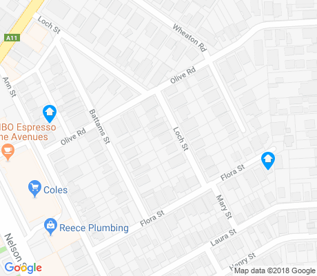 map of Stepney apartments for rent