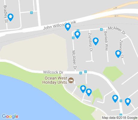 map of Mahomets Flats apartments for rent
