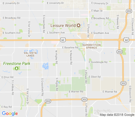 map of Carol Rae Ranch apartments for rent