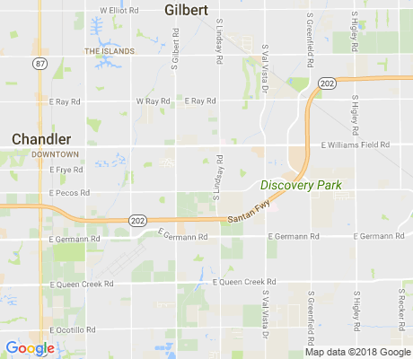 map of Vintage Ranch apartments for rent