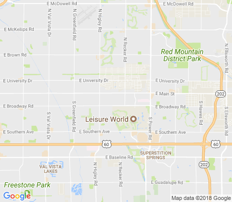 map of Aspenwood apartments for rent