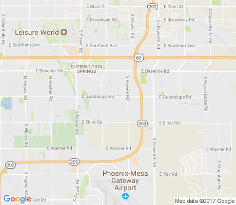 map of Boulder Creek apartments for rent
