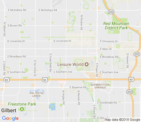 map of Lemon Tree apartments for rent