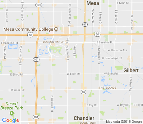 map of Marlborough Mesa apartments for rent