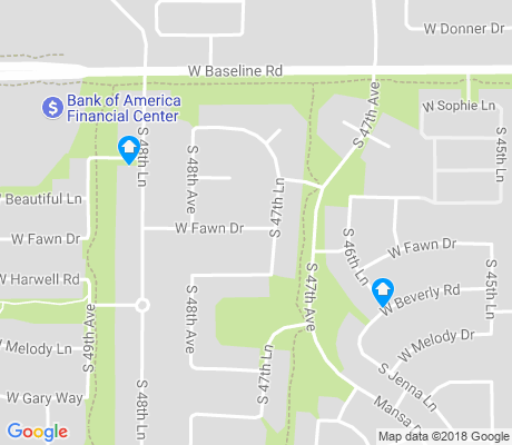 map of Cheatham Farms apartments for rent
