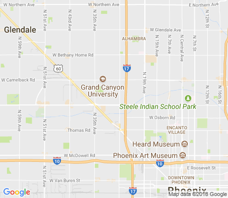 map of Mission Manor apartments for rent