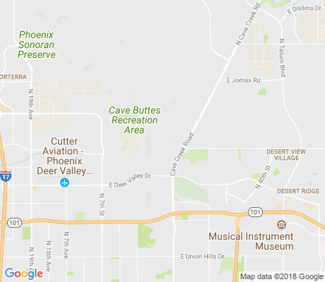 map of Mountaingate North apartments for rent