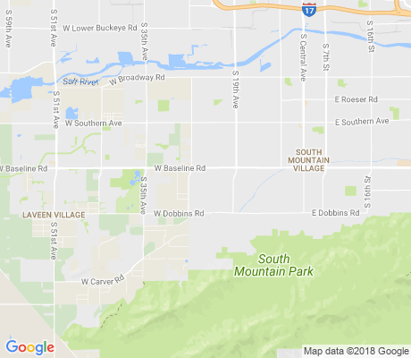 map of Silva Mountain apartments for rent