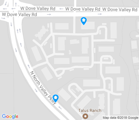 map of Sonoran Foothills apartments for rent
