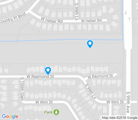 map of Sunset Farms apartments for rent