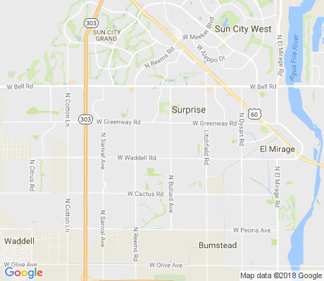 map of Ashton Ranch apartments for rent