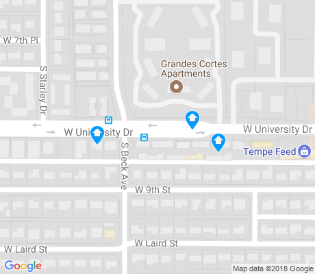 map of Gililland apartments for rent