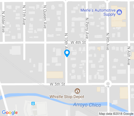 map of Dunbar Springs apartments for rent