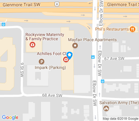 map of Kelvin Grove apartments for rent