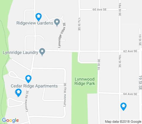 map of Ogden apartments for rent