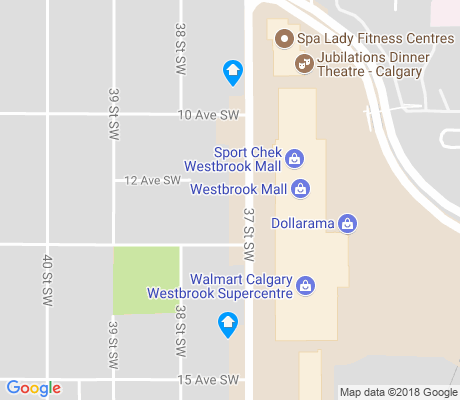 map of Rosscarrock apartments for rent