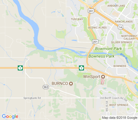 Valley Ridge Calgary Apartments for Rent and Rentals - Walk