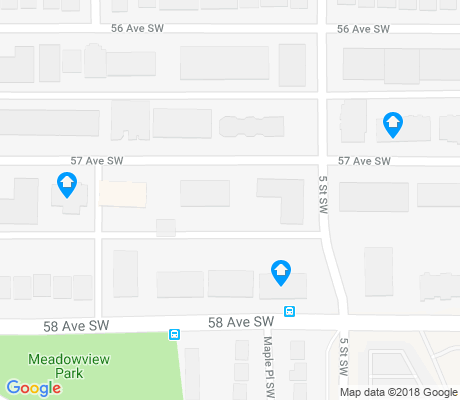 map of Windsor Park apartments for rent