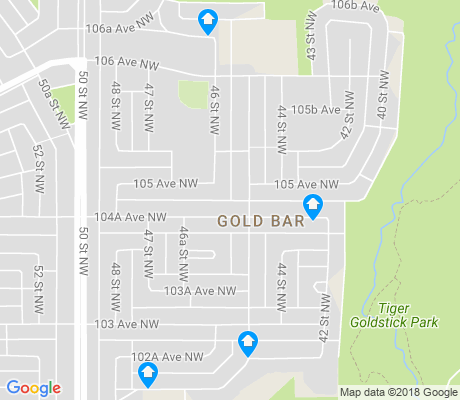 map of Gold Bar apartments for rent