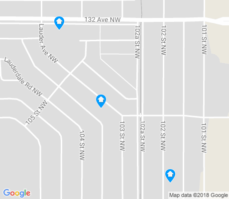 map of Lauderdale apartments for rent