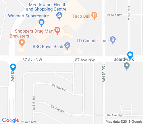 map of Lynnwood apartments for rent