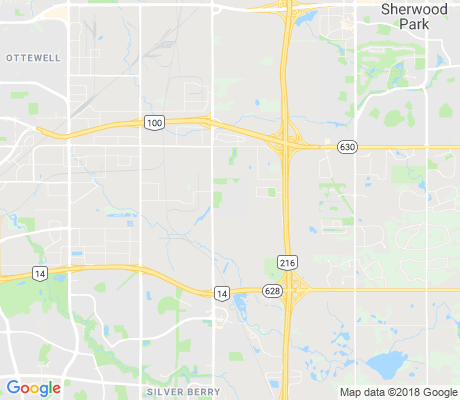 map of Maple Ridge apartments for rent