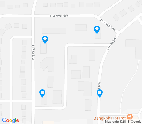 map of Prince Rupert apartments for rent