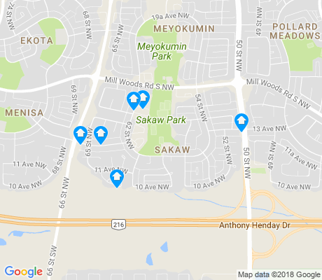 map of Sakaw apartments for rent