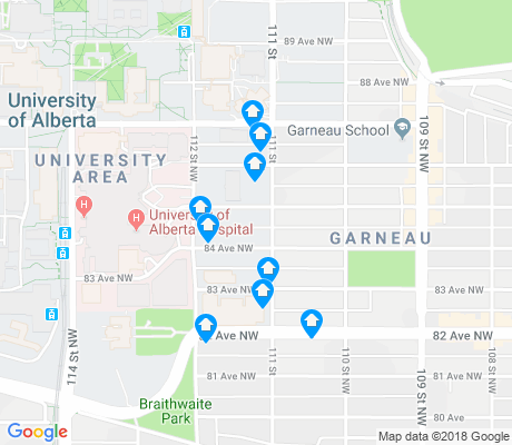 University Of Alberta Edmonton Apartments For Rent And Rentals Walk Score
