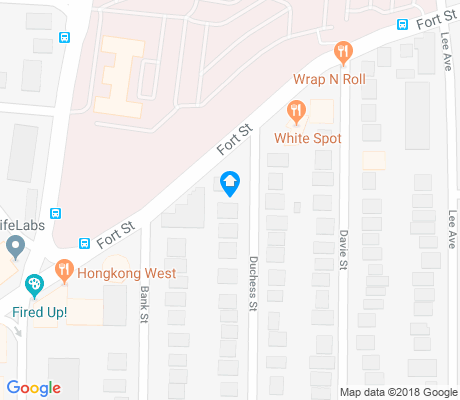 map of South Jubilee apartments for rent